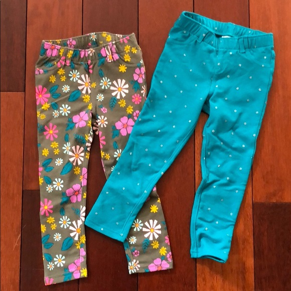 0a7ee63338ef5 Cat & Jack Bottoms | Target Cat Jack Toddler Legging Pants | Poshmark